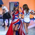 Taylor Swift foi a atração musical do  Victoria's Secret Fashion Show