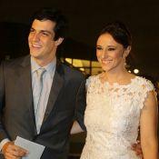 Mateus Solano e Paula Braun prestigiam gravação do especial de Roberto Carlos