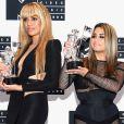 O primeiro da noite a levar o prêmio foi o grupo Fifth Harmony, na categoria especial de 'Melhor Música de Verão'