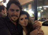 Paula Fernandes festeja aniversário de 32 anos com namorado: 'Meu amor'