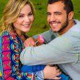 Maria Cláudia, vice-campeã do 'BBB16', comentou crise no namoro com Matheus