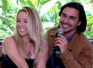 Danielle Winits e André Gonçalves planejam ter uma filha: 'Só sai homem!'