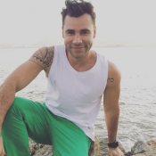 Rodrigo Sant´Anna faz dieta e nega ter se submetido a bichectomia: 'Sequei'