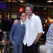 Giovanna Antonelli curte parceria com marido em 'Sol Nascente':'Sabor de férias'