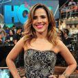 Wanessa está grávida de um menino, que vai se chamar João Francisco. A cantora participou da gravação do programa 'Altas Horas', em 1 de dezembro de 2013