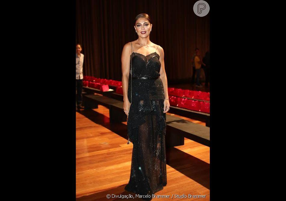 Juliana Paes comenta sobre ser considerada símbolo sexual
