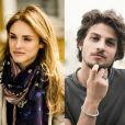 Isabelle Drummond e Chay Suede também vão ser par romântico na novela 'Novo Mundo'
