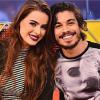 Rayanne Morais e Douglas Sampaio marcam data do casamento: 'Janeiro de 2017'