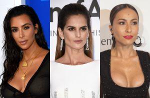 Wet look: veja 50 fotos de famosas que apostam no cabelo com aparência molhada