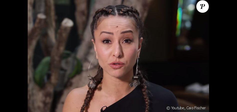 Sou uma das únicas pessoas da minha idade na televisão que ainda tem  expressão , disse Sabrina Sato, mostrando as linhas do rosto para provar  que não usa ... baaa17b57d