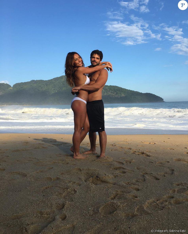 Sabrina Sato revelou ao youtuber Caio Fisher o plano de engravidar do namorado Duda Nagle em 2017, mesmo ano em que planeja casar