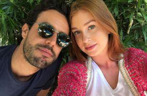 Marina Ruy Barbosa diz que música sertaneja a aproximou do noivo: 'Apaixonei'