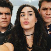 Lívian Aragão se emociona ao reencontrar colegas de 'Malhação': 'Quase chorei'