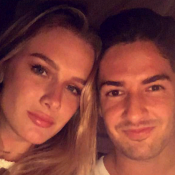 Fiorella Mattheis festeja aniversário de Alexandre Pato em Ibiza: 'Meu amor'