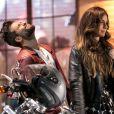 Mario (Bruno Gagliasso) declara seu amor por Alice (Giovanna Antonelli), mas ela revela que está apaixonada por Cesar (Rafael Cardoso), a partir de 9 de setembro, na novela 'Sol Nascente'