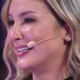 Claudia Leitte se emocionou no 'Tamanho Família' após ouvir música composta em homenagem à avó