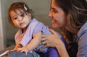 Deborah Secco comemora primeiros passos da filha aos 9 meses. Veja vídeo!
