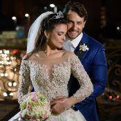 Veja fotos do casamento dos ex-BBBs Kamilla Salgado e Eliéser, em SP