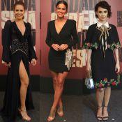 Bruna Marquezine, Leticia Colin e Débora Falabella: qual melhor look?