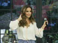 Ivete Sangalo mudou após nascimento do filho, Marcelo: 'Ser mãe me deixou calma'