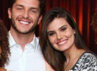 Camila Queiroz e Klebber Toledo vão a show após assumirem namoro. Fotos!