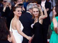 Grávida, Natalie Portman exibe barriguinha discreta no Festival de Veneza.Fotos!