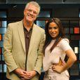 Anitta foi entrevistada por Pedro Bial no 'Programa com Bial'