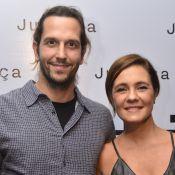 Vladimir Brichta comemora parceria com Adriana Esteves em 'Justiça': 'Gostoso'