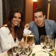 Di Ferrero era noivo da atriz Mariana Rios até junho deste ano quando eles colocaram um ponto final no relacionamento