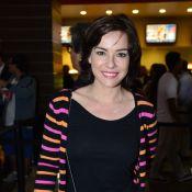 Regiane Alves sobre a gravidez: 'O peito cresce e perdemos a cintura'