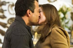 'Amor à Vida': Bruno (Malvino Salvador) tenta reatar com Paloma e a beija
