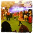Detalhes da festa de 3 anos de Pedro, filho mais velho de Juliana Paes, realizada em sua casa, na Barra da Tijuca, Zona Oeste do Rio de Janeiro, no último domingo, 16 de dezembro de 2013