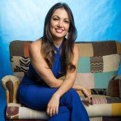 Patricia Poeta avalia novo programa: 'Revelar os melhores costureiros do país'