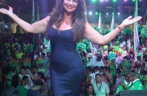 Carnaval do Rio terá Luiza Brunet como destaque da Imperatriz:'Depois de 4 anos'
