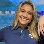 Fernanda Gentil posta foto com a namorada, Priscila Montandon, pela 1ª vez