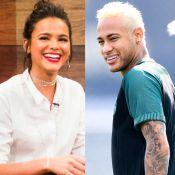 Neymar diminui regalias de amigos a pedido de Bruna Marquezine, diz colunista