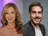Paolla Oliveira terá romance com Marco Pigossi na novela 'À Flor da Pele'