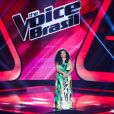 Khrystal foi eliminada do 'The Voice Brasil' nas quartas de final