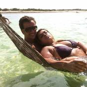 Preta Gil posa de biquíni com o marido em praia de Jericoacoara, no Ceará