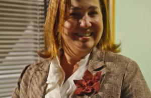 Claudia Jimenez é afastada de 'Além do Horizonte' após cirurgia no coração