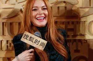 Lindsay Lohan teme que fotos íntimas vazem de notebook roubado