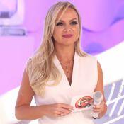 Eliana ironiza rumores de 2ª gravidez: 'Estava grávida de tão barriguda'