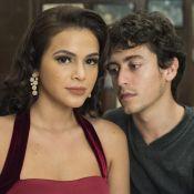 Jesuita Barbosa avalia relação com Bruna Marquezine em série: 'Paixão furiosa'