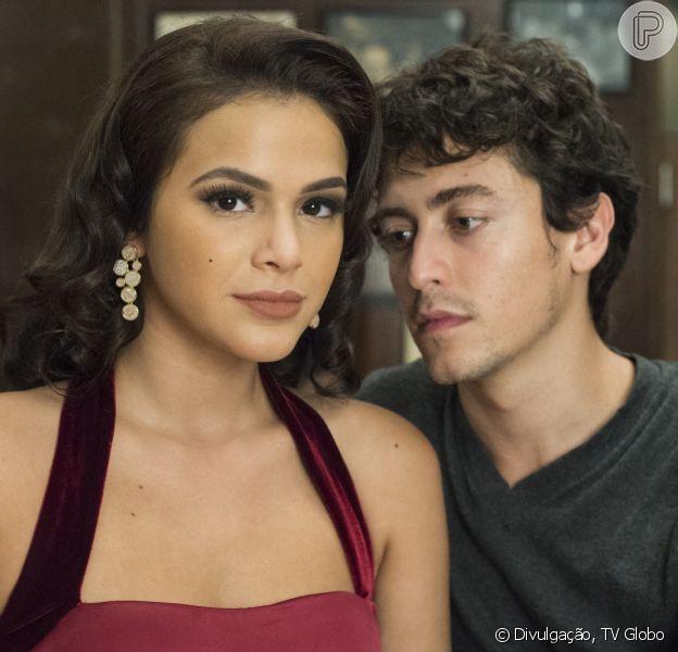 Jesuita Barbosa avalia relação com Bruna Marquezine na série 'Nada Será Como Antes': 'Paixão furiosa'