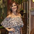 Autora falou sobre o destino da personagem de Bruna Hamú em 'A Lei do Amor' após anúncio de gravidez