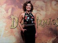 Juliana Paes lança 'Dois Irmãos' e volta a exibir braços musculosos: 'Dedicada'