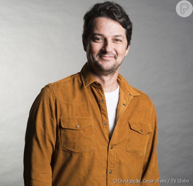 Marcelo Serrado será o vilão Malagueta, um concierge de hotel na novela 'Pega Ladrão'
