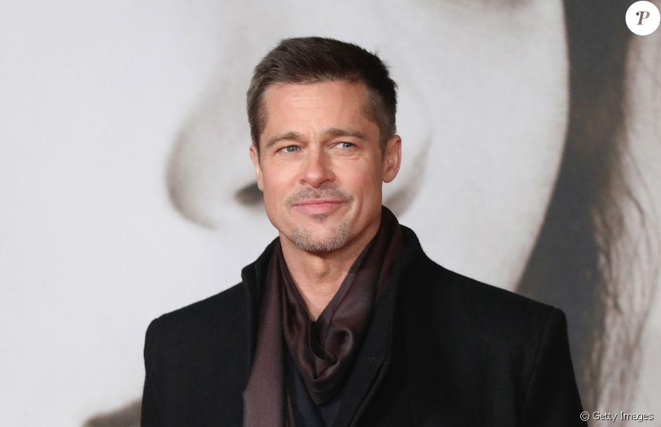 Brad Pitt tem pedido de audiência sobre guarda dos seis filhos negado, indica o site 'TMZ' nesta quarta-feira, dia 07 de dezembro de 2016