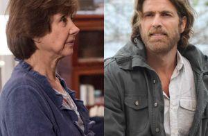 Novela 'A Lei do Amor': Zuza conta a Pedro que Mág e Ciro são amantes há anos