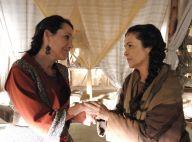 Novela 'A Terra Prometida': Yana confessa a Darda que Quemuel é o pai de Aruna